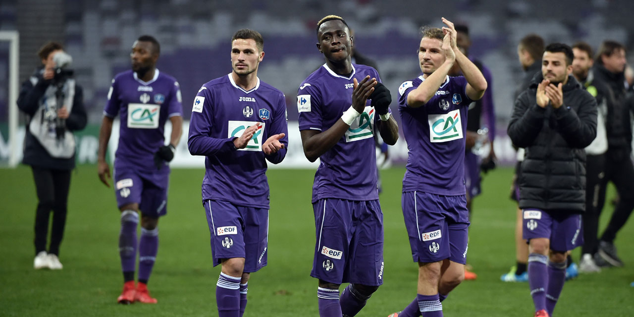 Toulouse 1 - 0 Nice