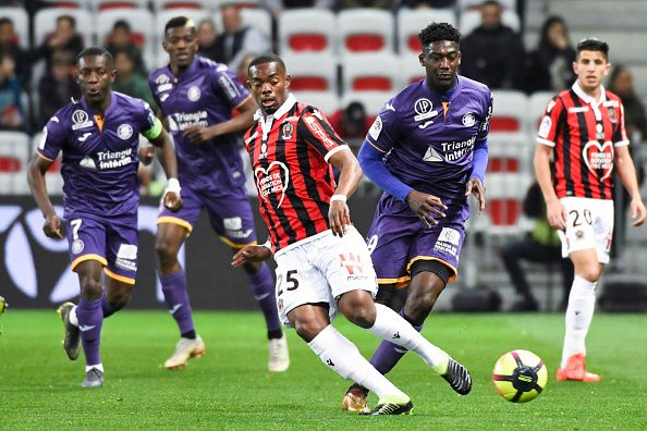 Nice 1 - 1 Toulouse